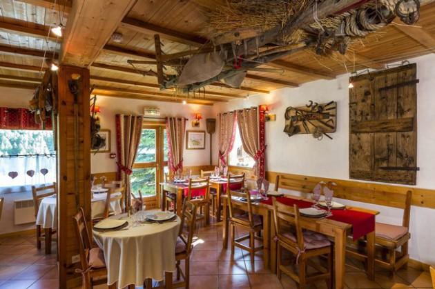 Restaurant Le Chalet d'en Hô