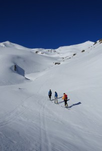 Ski de Randonnée au Chardonnet