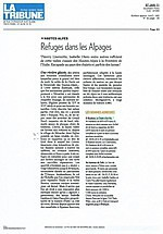 La Tribune - Janvier 2011