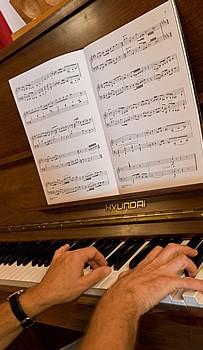 Piano du Chalet d'en Hô