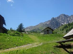 Vallon de Buffère - Névache - Vallée de la Clarée