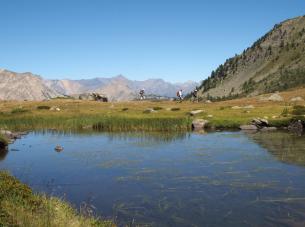 Lac de Cristol - Névache - Vallée de la Clarée