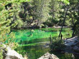 Lac Vert - Névache - Vallée de la Clarée
