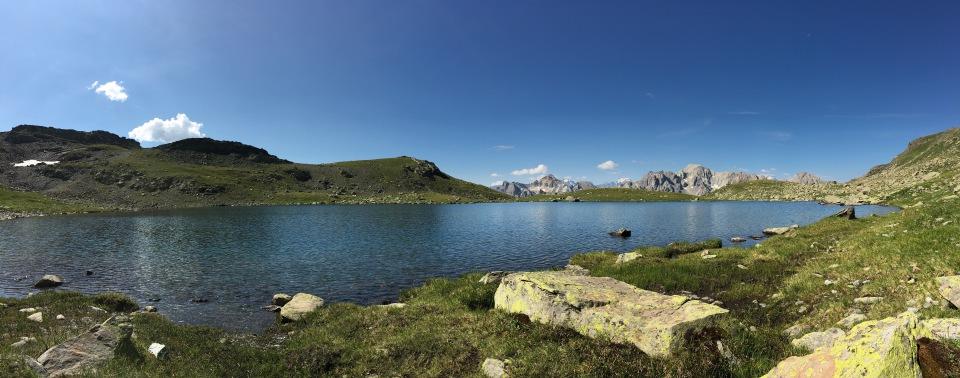 Lac de la Madeleine - Vallée de la Clarée - Névache
