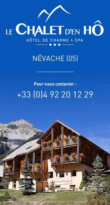 Hôtel Le Chalet d'en Hô à Névache