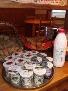 Produits locaux au Chalet d'en Hô
