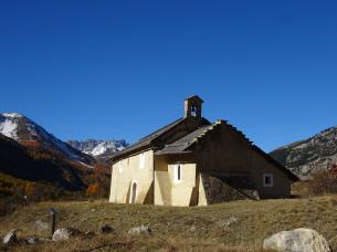 Chapelle St Hippolyte au Roubion