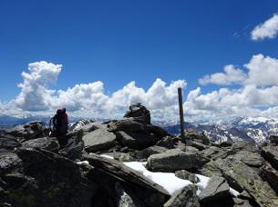 Séjour randonnées sportives : Au sommet du Pic du Lac Blanc