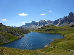 Lac Long durant le séjour randonnée liberté et confort