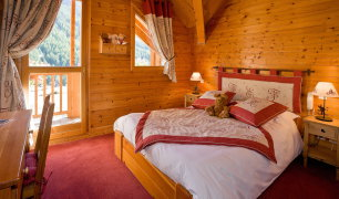 Chambres de notre hotel dans les Alpes du Sud