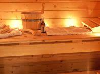 Sauna au Chalet d'en Hô