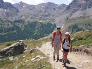 Séjour en famille dans la montagne des ALpes du Sud à Névache