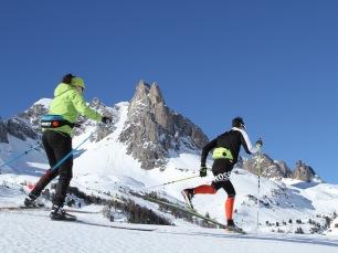 Piste de Ski de Fond à Névache