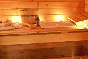 Sauna du Chalet d'en Hô