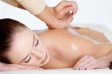 Massage détente au Chalet d'en Hô