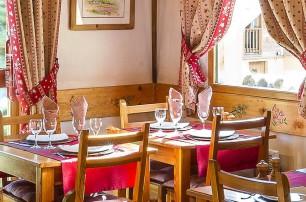 Restaurant du Chalet d'en Hô à Névache