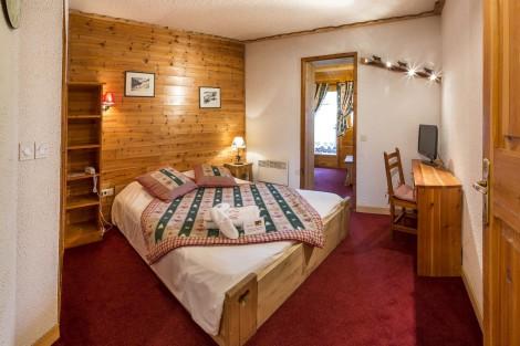 Chambre triple Les Acles au Chalet d'en Hô à Névache