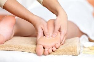 Massage à l'hôtel le Chalet d'en Hô