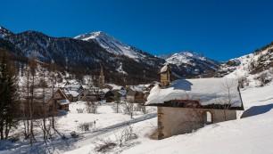 Village de Névache