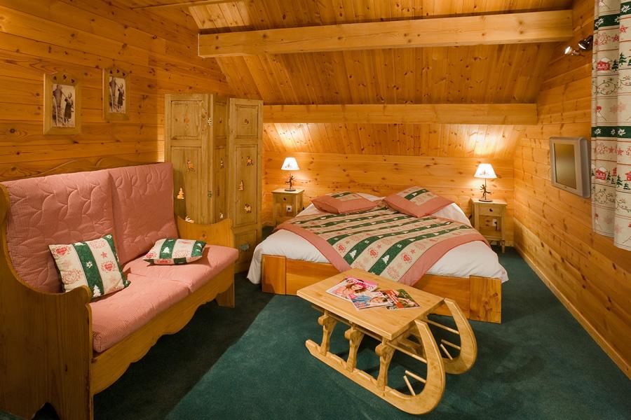 Hotel de charme à la montagne - Le Chalet d\'en Hô